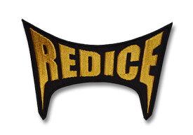 REDICE ワッペン 刺繍 エンブレム ムエタイ キックボクシング ボクシング ファイトウェア 格闘技 パッチ