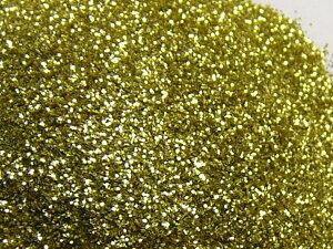 送料無料 ラメパウダー ラメフレーク 50g 【32】 ゴールド系