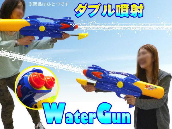 飛距離9m!超BIG水鉄砲・ウォーターバズーカー!