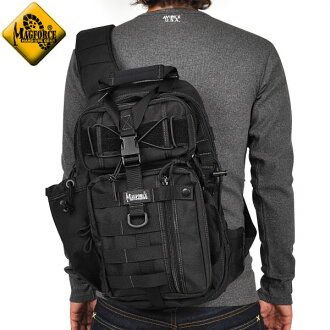 [Military bags, MAGFORCE magforce pouch MF-0431 Archer SLING BAG BLACK military bags WIP military bag bags military