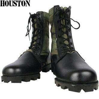 HOUSTON 휴스턴 미군 G.I. 정글 부츠 올리브 휴스턴 미군 정글 부츠를 충실 하 게 제작 본격 밀리터리 팬 들에 게 반드시 하나님 뷔르츠부르크 한 mss WIP 남성