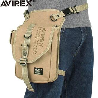 AVIREX avirexl 鹰军事 2 条腿走路袋米色 avirex avirex / 男装 / 军事 / 包 / 真正 WIP avirex AVIREX