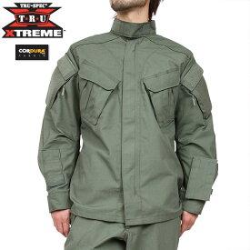【あす楽】サバゲー 服 TRU-SPEC トゥルースペック TRU XTREME Tactical Response Uniform ジャケット OD 【TRU XTREME Uniform Shirt】 最新の技術を使用したXTREMEシリーズ サバゲー 服 【クーポン対象外】 WIP メンズ ミリタリー アウトドア 春