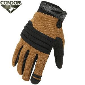 [サバゲー グローブ] CONDOR コンドル HK226 STRYKER グローブ TAN 【HK226】 柔らかな生地を使用しているため 手にフィットして非常に扱いやすいです サバゲー グローブ 【クーポン対象外】 WIP メ