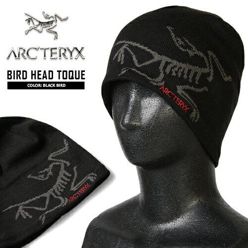ARC'TERYX アークテリクス BIRD HEAD TOQUE ニットキャップ BLACK BIRD アークテリクス 【クーポン対象外】 WIP メンズ ミリタリー アウトドア