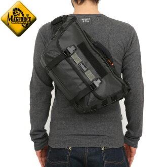 [Military bags, MAGFORCE magforce Messenger bag MF-6052 Ferocious Messenger Bag Black military bags military bag bag military mss WIP mens