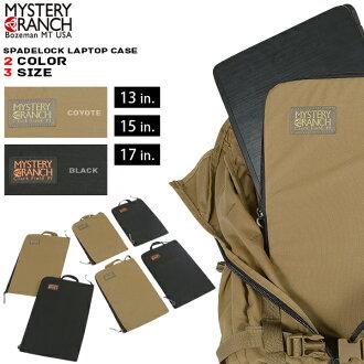 MYSTERY RANCH mystery Ranch SPADELOCK LAPTOP CASE Spades lock laptop case (2 x 3 size) WIP mystery lunch options