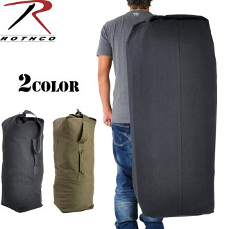 Rothco Rothko top load canvas Duffle Bag GIANT (large) bag with shoulder strap cottenwebsciol portable easy duffel bag