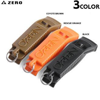 吹口哨與剪輯和不銹鋼摔跤零零 ZW-070 軍事哨 3 色鏽,可以在水中使用