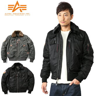 ALPHA Alpha TA0611 TIGHT INJECTOR flight jackets flight jackets men's outer nylon blouson jacket jacket ALPHA INDUSTRIES-15