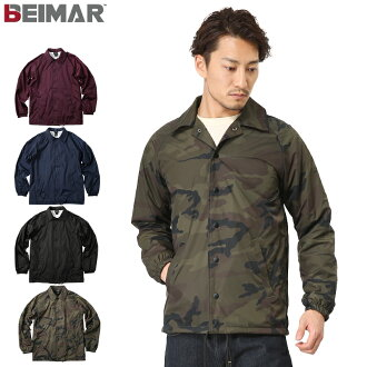 BEIMAR Beamer nylon coach jacket mss WIP mens