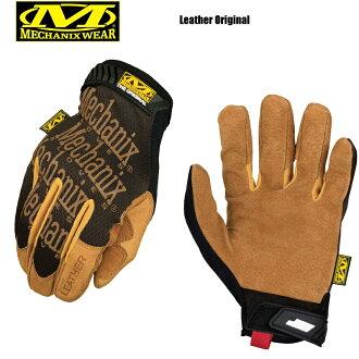 Mechanix Wear mechanics wear Leather Original leather original gloves