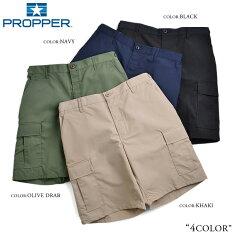 PROPPERプロッパーF5261BDUショートパンツ4色メンズミリタリー軍パンショーツハーフパンツカーゴパンツアジャスター付きリップストップ【WIP03】