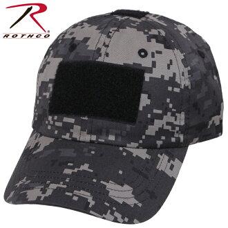 ROTHCO 罗斯战术运算符帽制服城市数码迷彩男式军事帽战术有迷彩图案的生存游戏迷彩制服城市数字 WIP ROTHCO 罗斯科