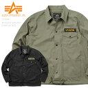 ALPHA アルファ TS5044 3POCKET UTILITY シャツジャケット クリスマス プレゼント