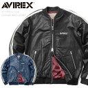 AVIREX アビレックス 6171073 レザートラックジャケット ハロウィン コスプレ