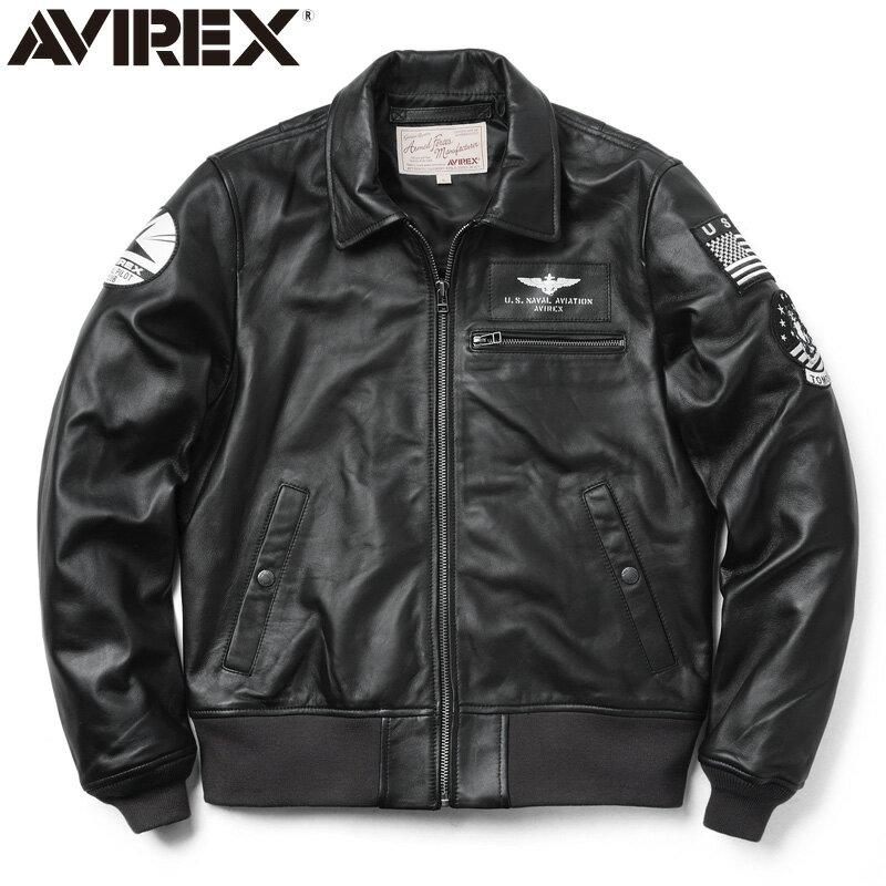 AVIREX アビレックス 6181043 SHEEP AVIATOR ジャケット TOM CAT