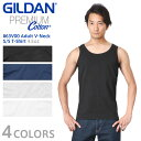【メーカー取次】【S〜XLサイズ】GILDAN ギルダン 76200 5.3oz アダルト タンクトップ Japan Fit WIP / トレーニング …