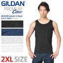 【メーカー取次】【2XLサイズ】GILDAN ギルダン 76200 5.3oz アダルト タンクトップ Japan Fit / トレーニング タンク…
