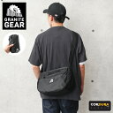 【15%OFFクーポン対象】【あす楽】GRANITE GEAR グラナイトギア PACKABLE COURIER(パ...