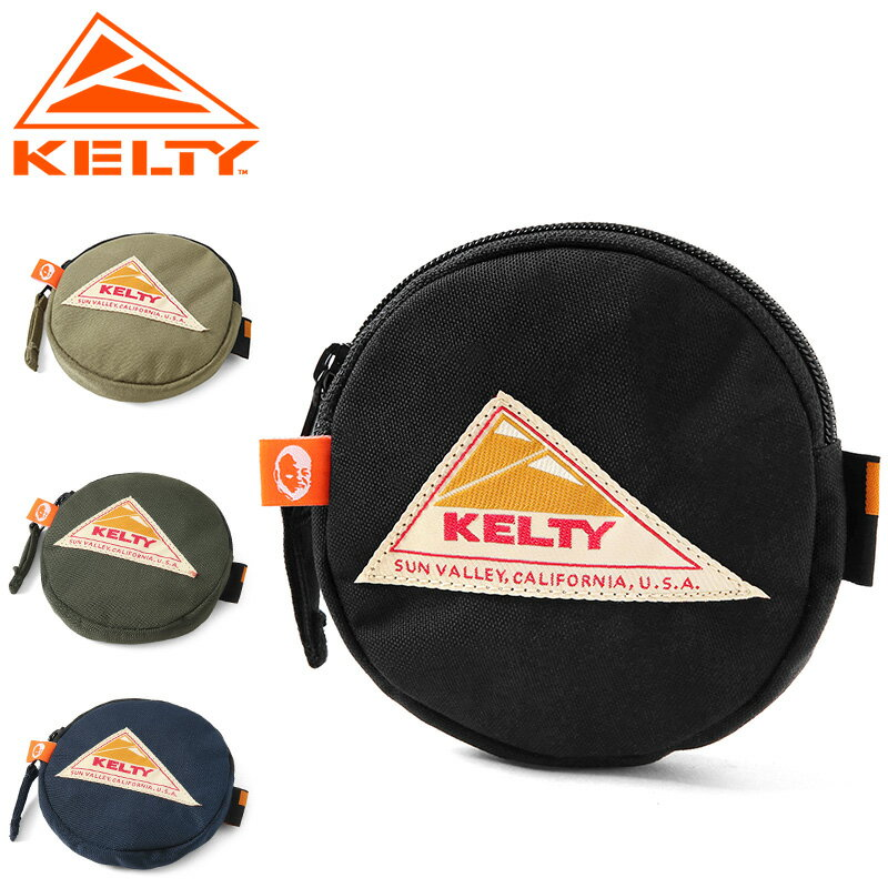 KELTY ケルティ 2592165 VINTAGE LINE DICK CIRCLE COIN CASE(ヴィンテージライン ディックサークルコインケース) バッグ【父の日ギフト プレゼントに】