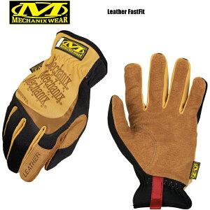【クーポンで最大18%OFF】【メーカー取次】MechanixWear メカニクスウェア Leather Fast Fit Glove レザーファーストフィットグローブ WIP メンズ ミリタリー アウトドア 送料無料 セール