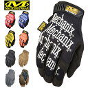 店内20%OFF◆Mechanix Wear メカニックス Original Glove オリジナルグローブ WIP メンズ ミリタリー【海の日山の日…