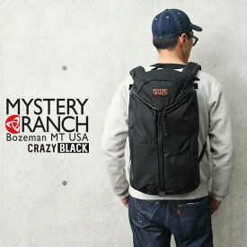 MYSTERY RANCH ミステリーランチ URBAN ASSAULT 21(アーバンアサルト 21)CRAZY BLACK COLLECTION