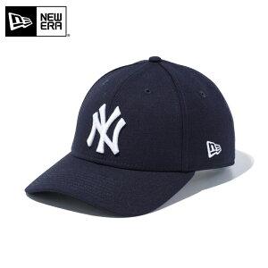 クーポンで最大15%OFF!【メーカー取次】NEW ERA ニューエラ 9FORTY ニューヨーク・ヤンキース ネイビー 12336646 キャップ / 帽子 キャップ ハット シリーズ 大リーグ メジャーリーグ 野球 球団 WIP