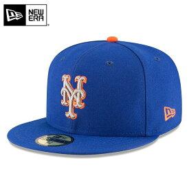 店内20%OFF◆【メーカー取次】 NEW ERA ニューエラ 59FIFTY MLB On-Field ニューヨーク・メッツ ブルーXシルバー オレンジライン 11676934 キャップ ブランド / 帽子 キャップ シリーズ メジャーリーグ 野球 球団 WIP メンズ ミリタリー【レジャーシーズン到来】