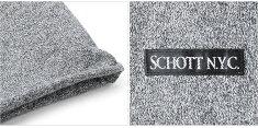 SchottショットディアスキンレザーポケットTシャツONESTAR【3163030,3183001】
