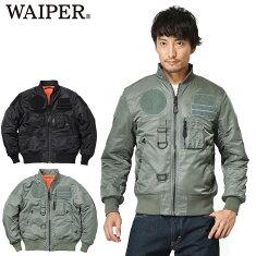 WAIPER.incCUSTOMMA-1フライトジャケット