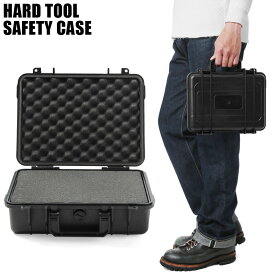 【クーポンで最大18%OFF】新品 ハード ツール セーフティケース WIP メンズ ミリタリー バッグ 送料無料 セール