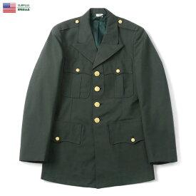 ドレスジャケット メンズ ジャケット U.S.ARMY TROPICAL ユニフォーム 実物 新品 米軍 キャッシュレス 5%還元