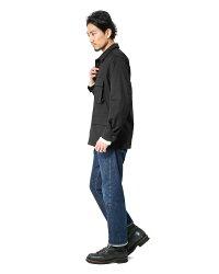 【WIP03】実物新品米軍ブラックリップストップジャケットS-R軍用ブラックは手に入りにくい希少品正真正銘のリアル・ミリタリーサープラス