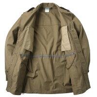 実物新品フランス軍M-47フィールドジャケットHBT(ヘリンボーンツイル)製