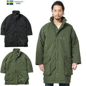 20%OFFセール!新品 スウェーデン軍 TYPE 後期型 M-90コールドウェザーパーカーダウン 中綿ジャケット アウター 軍放出品 WIP メンズ ミリタリー #swedishm90 新生活応援 衣替え