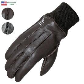 新品 米軍 A-10 レザーグローブ手袋 防寒具 WIP メンズ ミリタリー アウトドア ブランド 新生活応援 衣替え