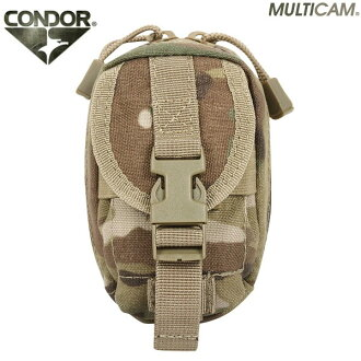 CONDOR Condor A45 i-POUCH (pouches) MultiCam MA45 with camouflage Camo pattern men's military bag pouch small pouch mobile phone tactical gear MOLLE compatible equipment survival military bag WIP