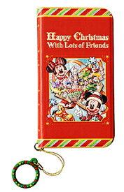 11月2日販売 ディズニーランド 2015「クリスマス・ファンタジー」 スマートフォンケース