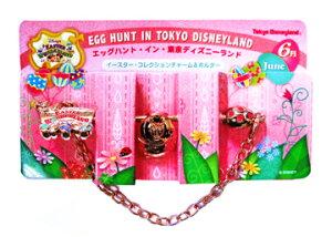 東京ディズニーランド 2012 イースター エッグハント エキスパートコース コレクションチャームホルダー