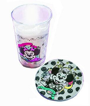 東京ディズニーリゾート 2017 ディズニー・ハロウィーン ミニーと黒猫のグッズ スーベニアコースター
