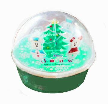 スノーミッキー 2018 ディズニー・クリスマス スノースノーグッズ スーベニアケース おみやげ 東京ディズニーリゾート