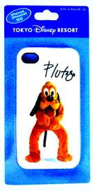 プルート ディズニー プルートの柄の携スマートフォンケース i phone4,i phone4s対応 東京ディズニーリゾート