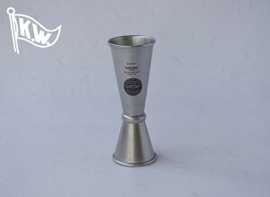 VINTAGE メジャーカップL 30/50ml /ヴィンテージ ビンテージ  バー用品 宅飲み 家飲み カクテル