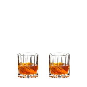 RIEDEL BAR リーデルバー ニート・グラス(2個入) ドリンク・スペシフィック・グラスウェア シリーズ /グラス タンブラー ロックグラス カクテルグラス 宅飲み 家飲み