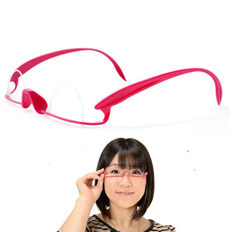 二重まぶたメガネ 美しい「アイライン」を生み出すトレーナー 二重まぶたメガネ 「男の美意識アップグッズ」新年度も始まり女性だけでなく、男の人も美意識を高めたい時季!WAKASUGIの二重まぶたメガネ テレビ、雑誌て紹介 注目商品 あす楽対応本州