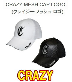【激レア・即納】CRAZY MESH CAP LOGO クレイジー メッシュ ロゴ キャップ 新品!