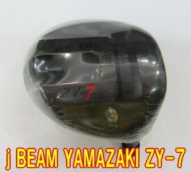 【送料無料 JBEAM ジェイビーム YAMAZAKI ZY-7 ドライバー 未使用新品 + カスタムシャフト装着 スペック指定新品!!