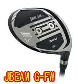 【送料無料・カスタム】ジェイビーム JBEAM G-FW フェアウェイウッド ヘッド単体 + シャフト装着可能